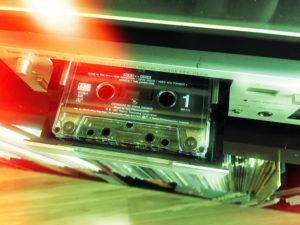 "INXS ""Kick"" Cassette"