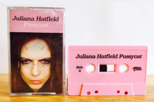 Juliana Hatfield's New Release on a Pink Cassette!