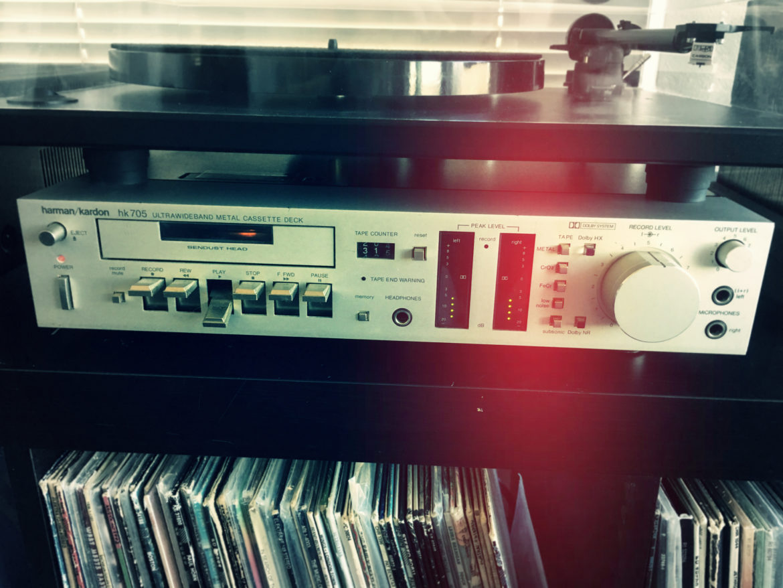 Harmon/Kardon HK 705 Cassette Deck